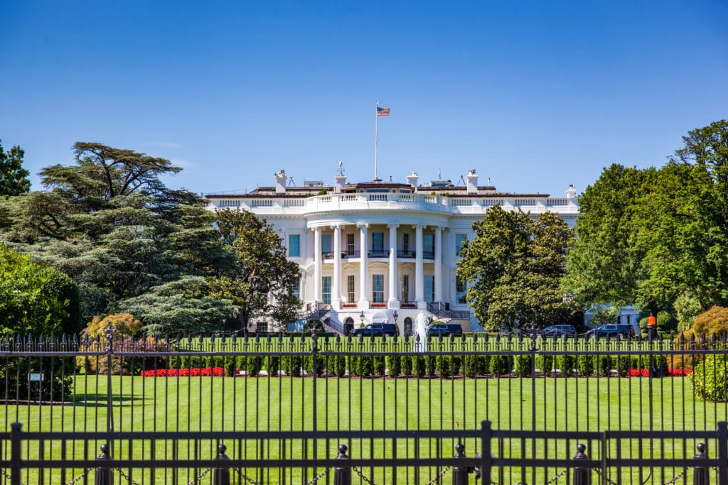 Vita huset - Washington DC